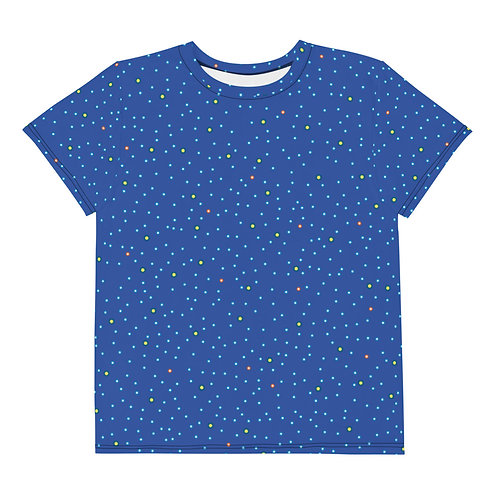Youth All Over Recliner Night Sky T-Shirt