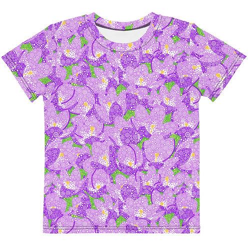 Kids Crocuses T-Shirt