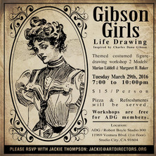 2016/02/29 - Gibson Girls