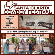 2014/04/26 - Santa Clarita Cowboy Festival