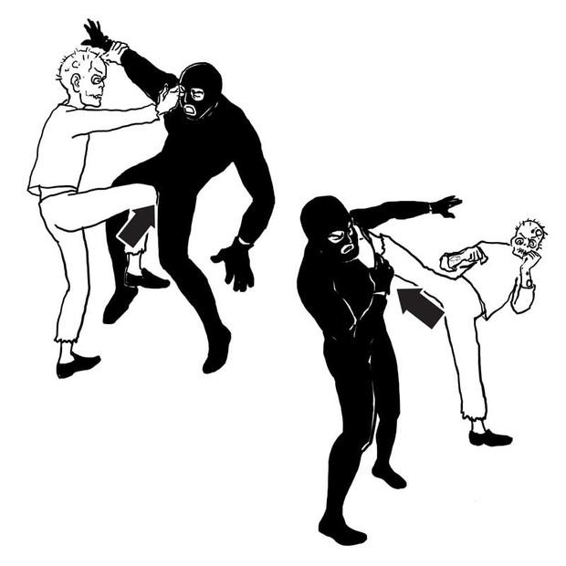 Zombie Self Defense Guide