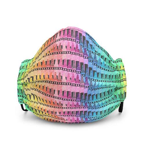 Crayons Premium Face Mask