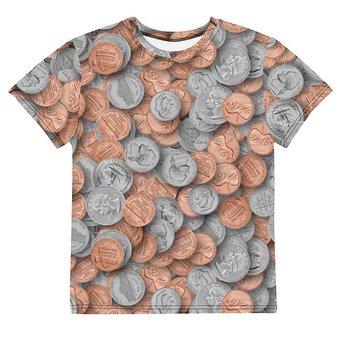 Youth All Over Loose Change T-Shirt