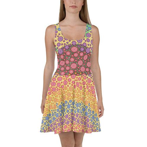 Sunny Day Skater Dress