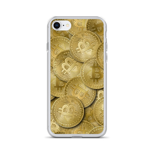 Cryptocurrency Bitcoin iPhone Case