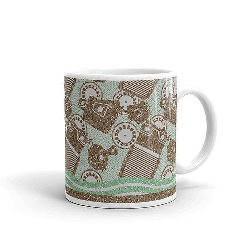 Vintage Viewmaster Mug