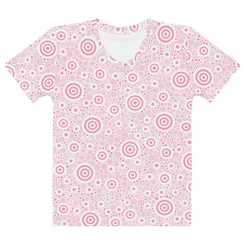 Women All Over Think Pink T-Shirt