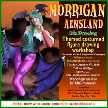 2018/10 /15 - Morrigan Aesland