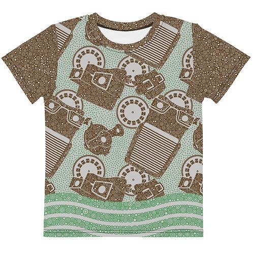 Kids Vintage Viewmaster T-Shirt