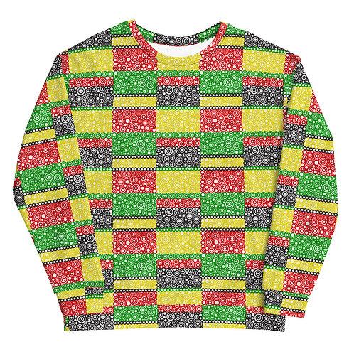 Unity Sweatshirt Afrocentric