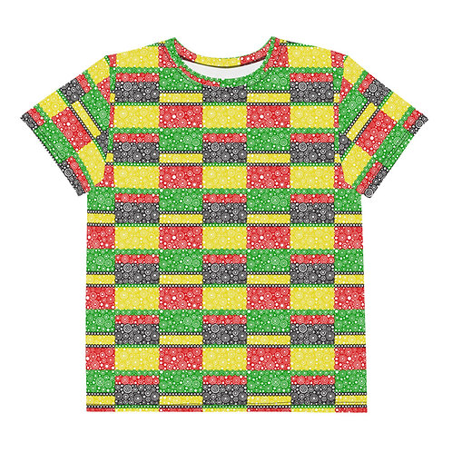 Youth All Over Unity T-Shirt Afrocentric