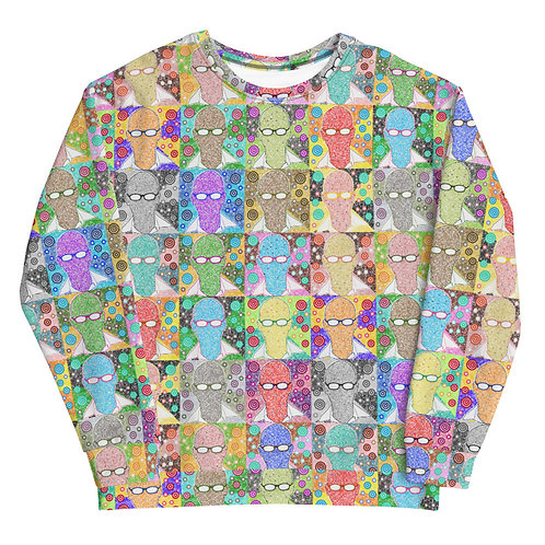 Comfortable & Furious Sweatshirt