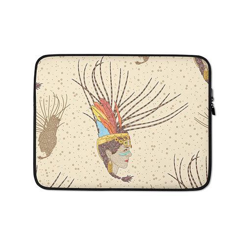 Aztec Warrior Laptop Sleeve