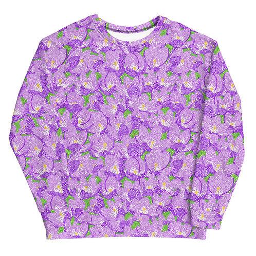 Crocuses Sweatshirt