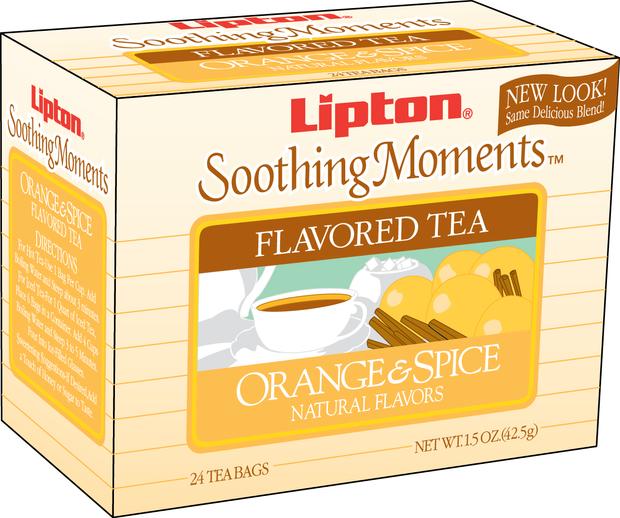 Lipton Orange & Spice Tea