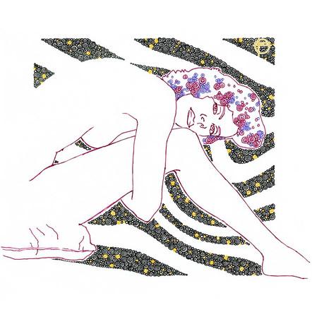 Eve in Star Light