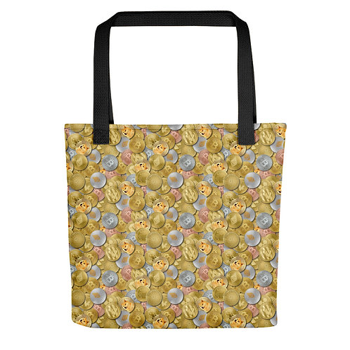 Cryptocurrency Tote