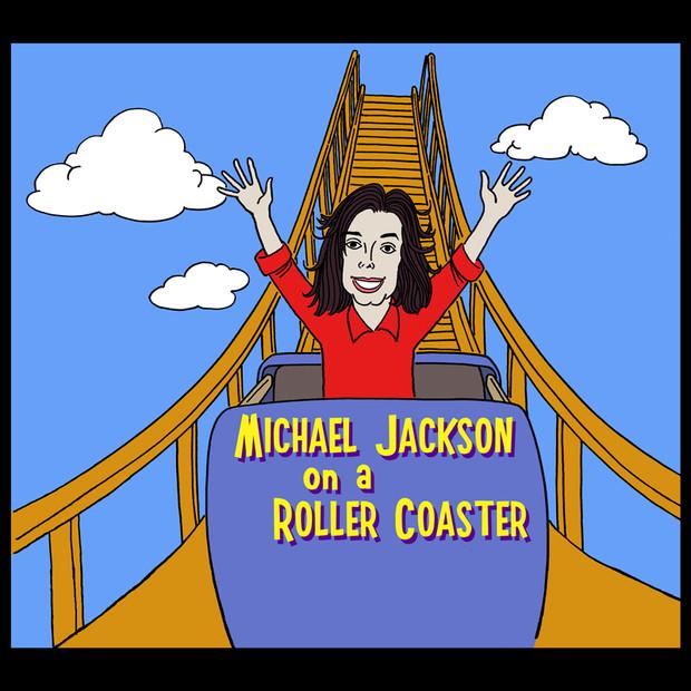 Michael JacksonOn A Roller Coaster