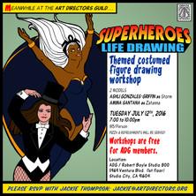 2016/07/12 - Superheroes
