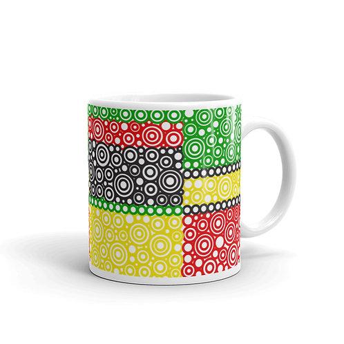 Crayons Mug Afrocentric