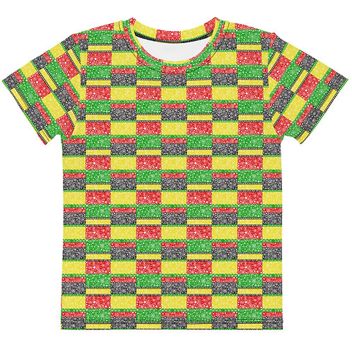 Kids Unity T-Shirt Afrocentric