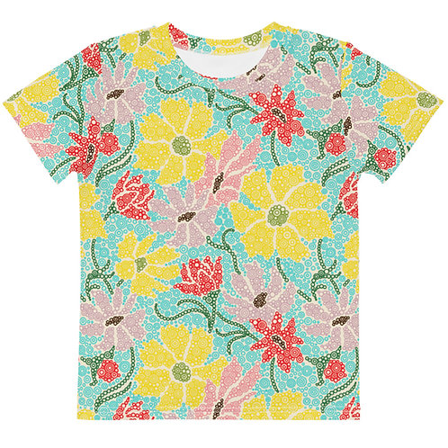 Kids Spring Garden T-Shirt