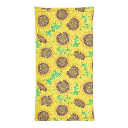 Sunflowers Neck Gaiter