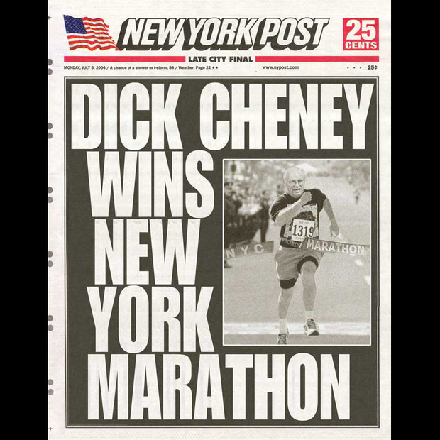 New York Post Newspaper