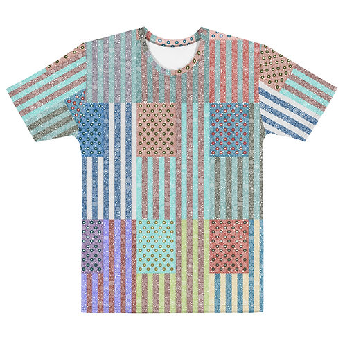 Men All Over American Pop T-Shirt