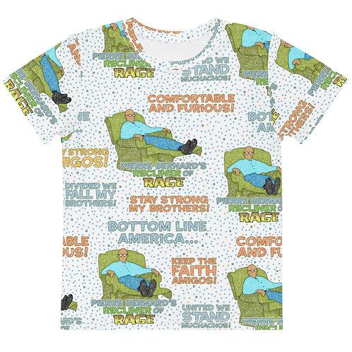 Kids Recliner Of Rage T-Shirt