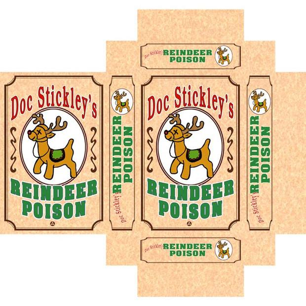 Doc Sticky's Reindeer Poison