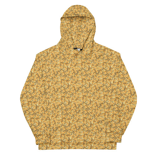 All Over Cryptocurrency Dogecoin Hoodie