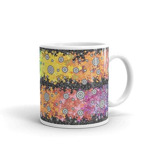 Light Spectrum with Dark Matter Mug