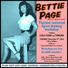 2016/12/06 - Bettie Page