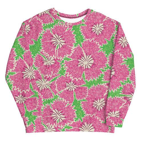 Dianthus Annuals Sweatshirt