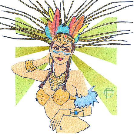 Aztec Warrior 2