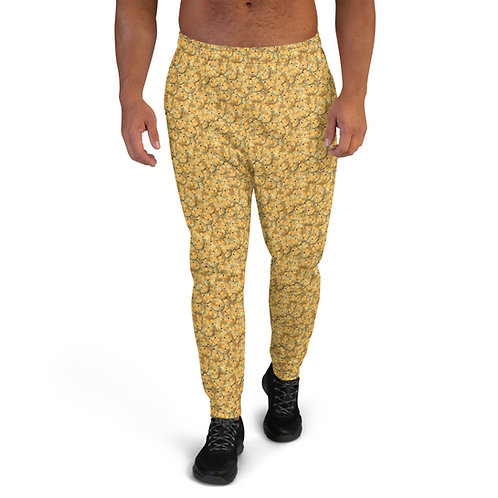 Men's Cryptocurrency Dogecoin Joggers