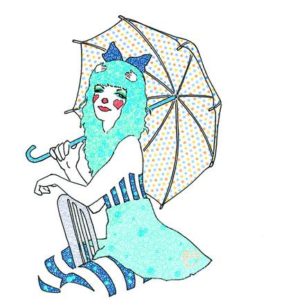 I Am Happy, It's Raining!