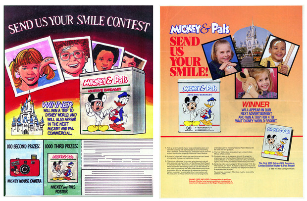 Mickey & Pals Comp
