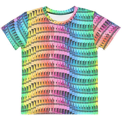 Kids Crayons T-Shirt