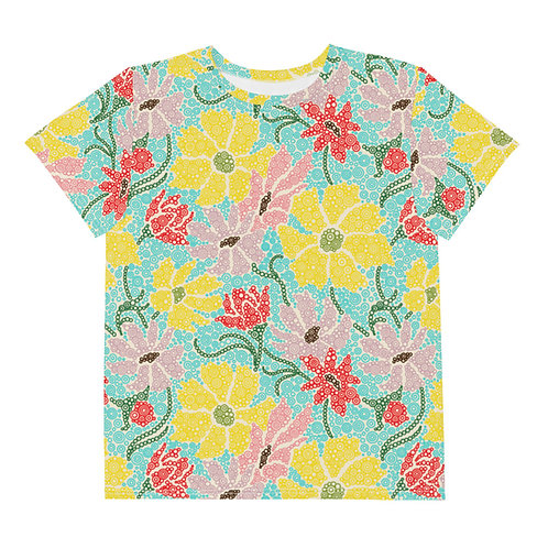 Youth All Over Spring Garden T-Shirt