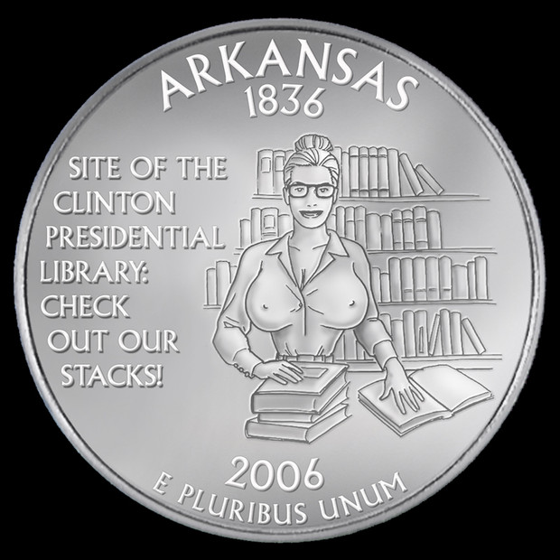 Arkansas Quarters