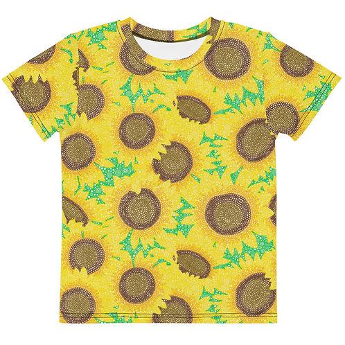 Kids Sunflower T-Shirt