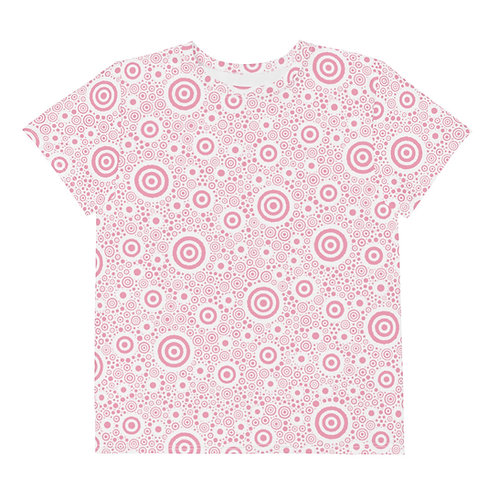 Youth All Over Think Pink T-Shirt