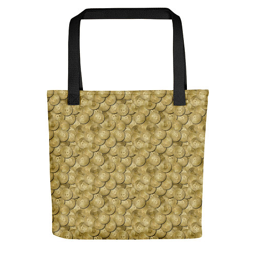Cryptocurrency Bitcoin Tote