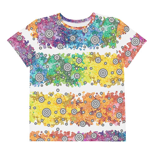 Youth All Over Light Spectrum T-Shirt