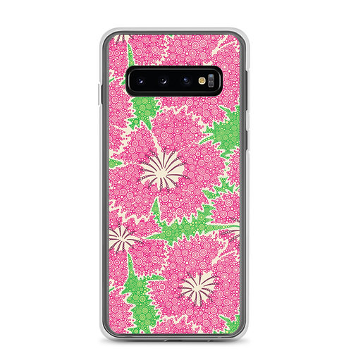 Dianthus Annuals Samsung Phone Case