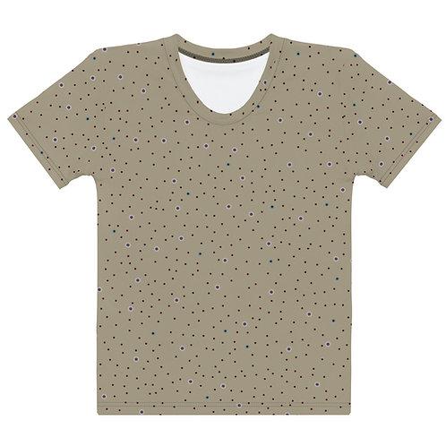 Women All Over Recliner Neutral T-Shirt