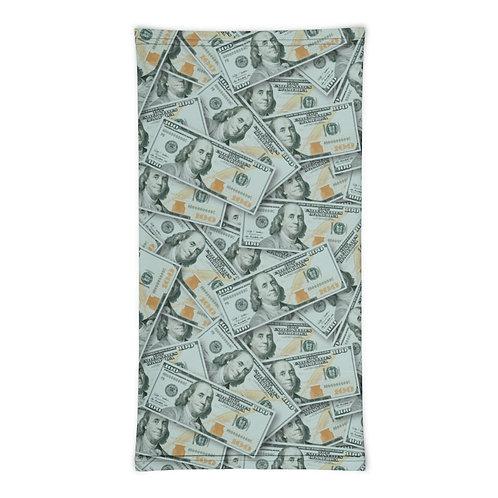 100 Dollar Bills Neck Gaiter