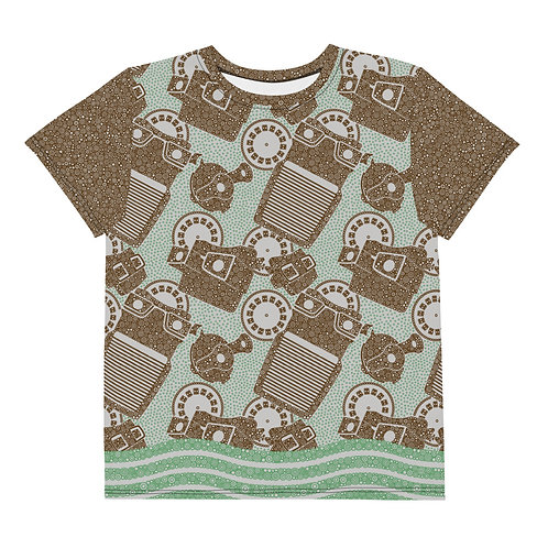 Youth All Over Vintage Viewmaster T-Shirt